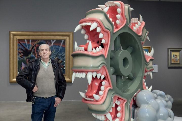 robert williams - art exhibit - mesa  arizona
