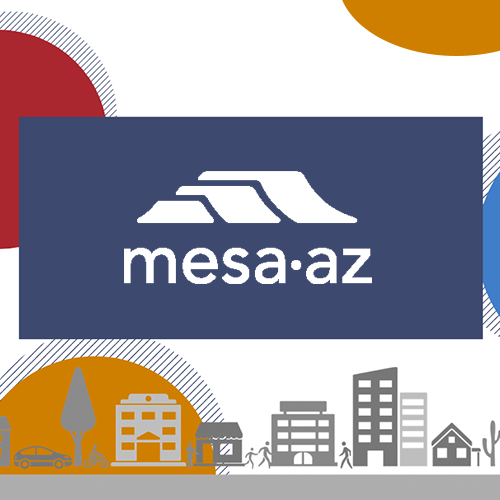 City of Mesa logo