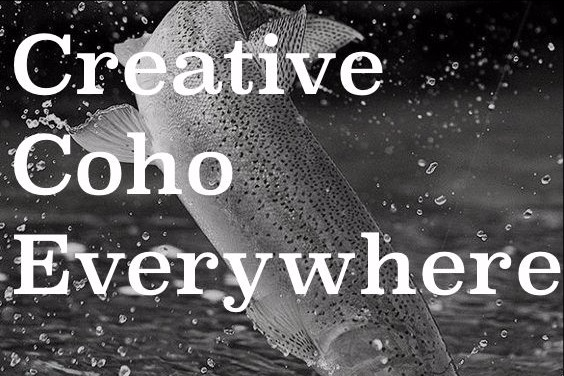 Creative Coho Everywhere