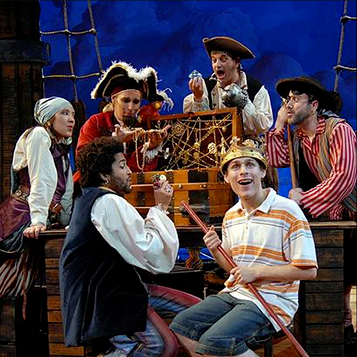 Dallas Children's Theater- How I Became a Pirate Image