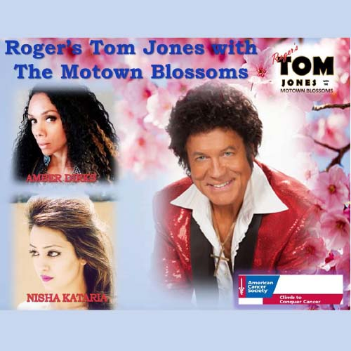 Roger's Tom Jones & The Motown Blossoms - Mesa, Arizona