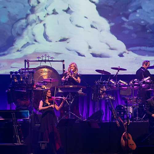 Mannheim steamroller turnédatoer 2018