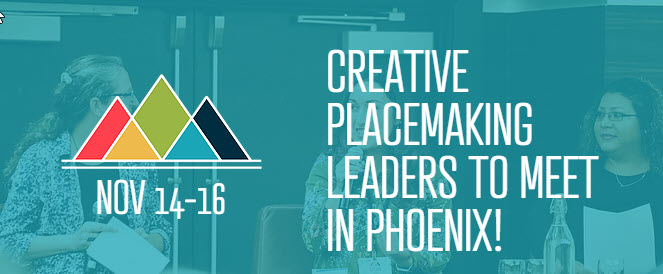 National Consortium for Creative Placemaking Summit
