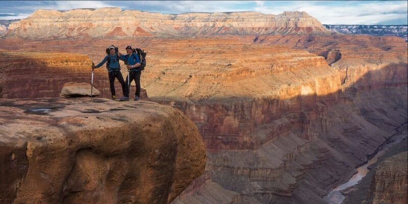 NATIONAL GEOGRAPHIC: Between River and Rim- Hiking the Grand Canyon Teaser Preview Image