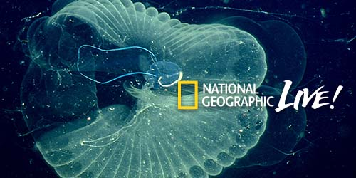 National Geographic Live Designed by Nature Image