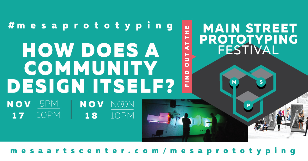 Prototyping Festival – A festival of Ideas to experience, explore, and engage