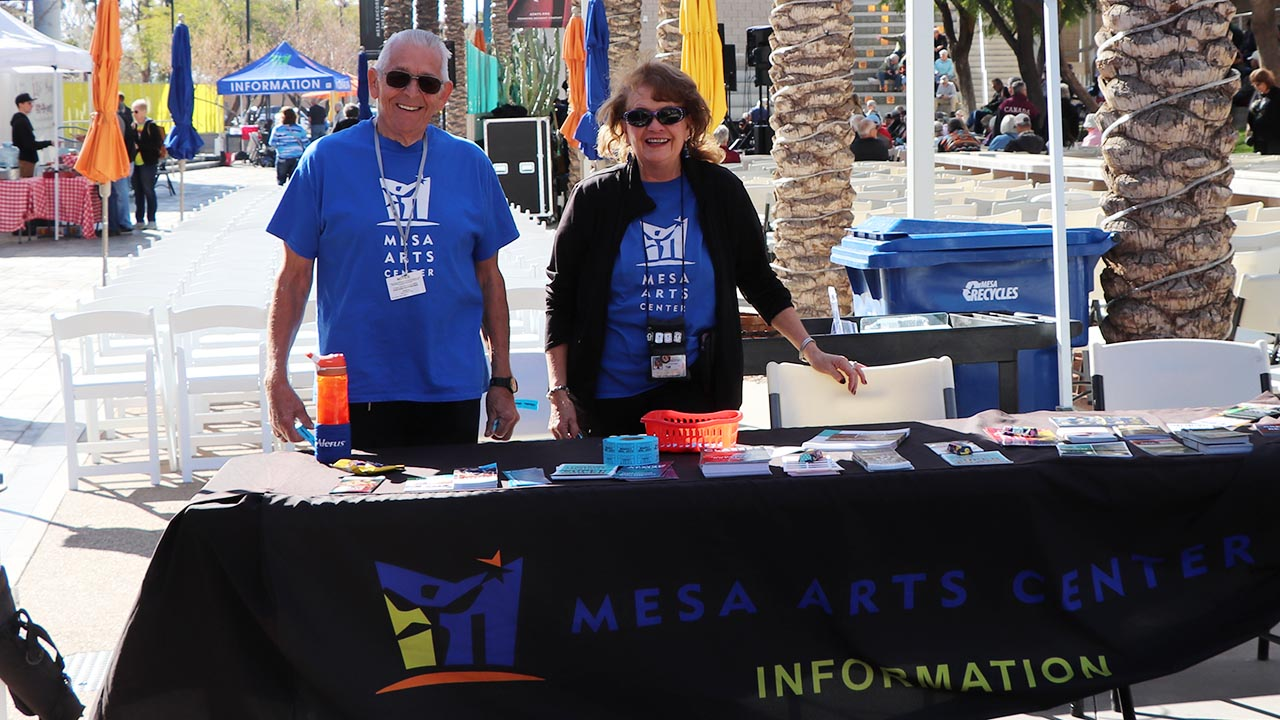 Mesa Arts Center becomes Service Enterprise Certified